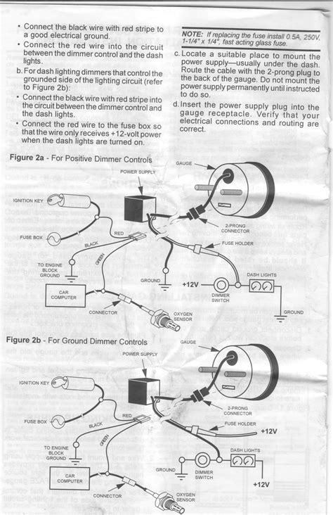 air fuel ratio wiring diagram webtor me