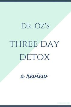 3 Day Apple Detox Reviews by 1000 Ideas About Three Day Detox On Healthy