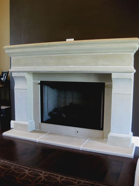 white precast concrete fireplace surround wwwvestaprecastcom home hearth pinterest