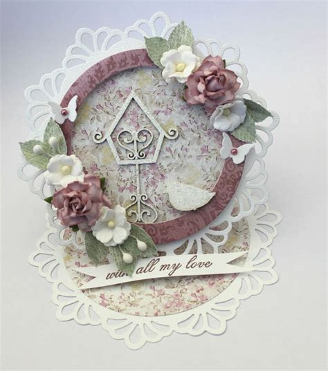 scrapbook layout easel 17 best images about cool shaped card inspirations on
