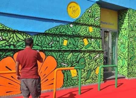 ufficio postale melito di napoli melito poste italiane colora borghi e citt 224 napolitime
