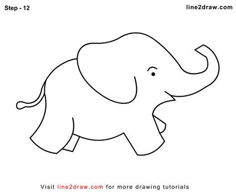 how to draw a doodle elephant elephant drawings car interior design