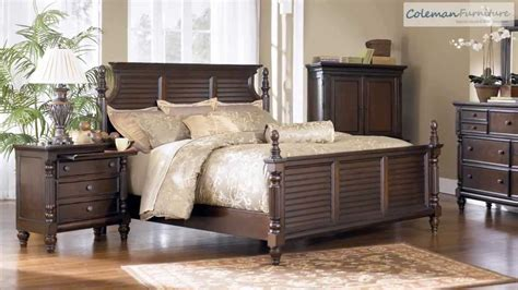 key town bedroom furniture  millennium  ashley youtube