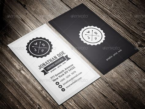 retro business card template 60 free premium psd business card template