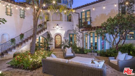 houses to buy in la rent or buy gerard butler s los angeles house celebrity trulia blog