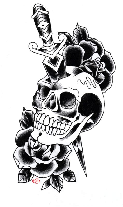 free skull tattoo designs for men free skull designs cool tattoos bonbaden