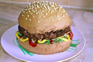 hamburger kuchen pin cake burger cheese cheeseburger awesome epic cake on