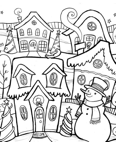 free coloring pages animals in winter coloring pages winter coloring pages to download and