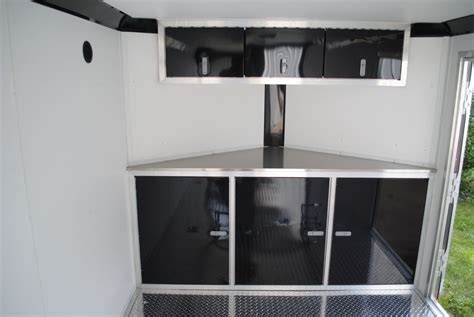 enclosed trailer cabinets for sale trailer cabinets ebay autos post