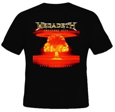 Kaos Megadeath kaos megadeth 31 kaos premium