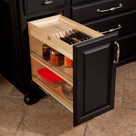 Kitchen Drawers Hafele Hafele Smartcab Ii Pullout With Soft Function For