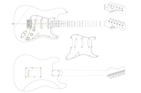 stratocaster headstock template 90 fender headstock template electric guitar design