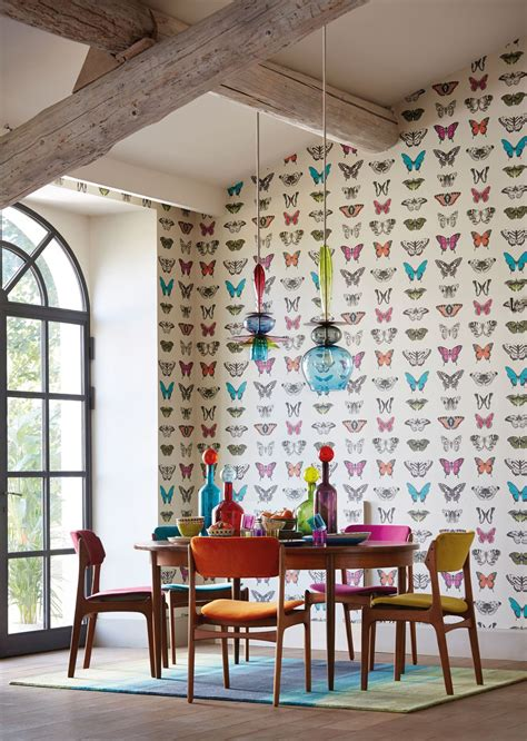 papier peint pour salle a manger optez pour le papier peint pour une d 233 coration murale design