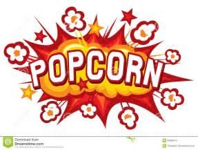 popcorn sign clipart clipartsgram