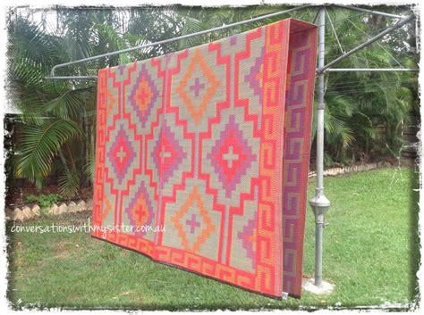 recycled rugs australia recycled plastic rugs conversations with my