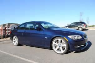 fs 2011 335i coupe 6mt sea blue metallic sc