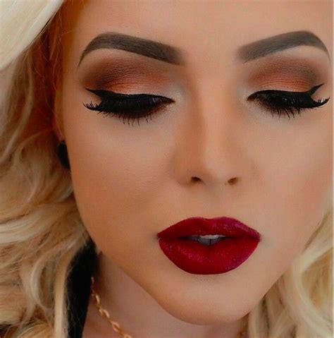 imagenes vintage maquillaje cual de estos maquillajes te gustar 237 a probar mujer chic