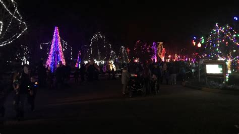 Free Admission In Exchange For Canned Goods On Opening Day Columbus Zoo Lights Admission