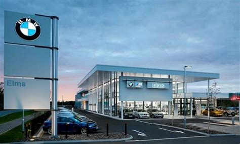 bmw dealership uk dealer puts bmw s future retail program to the test