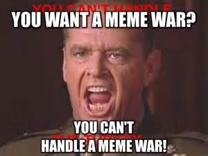 Jack Nicholson Meme - jack nicholson a few good me meme