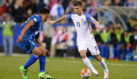 christian pulisic usa team u s soccer phenom christian pulisic is pumping up fans in