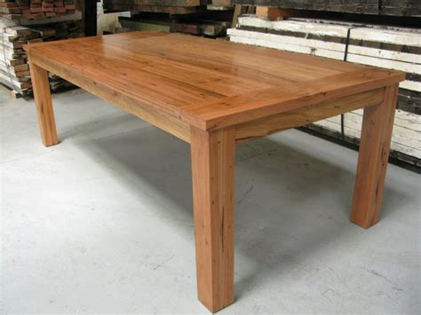Dining Table Tasmanian Hardwood Dining Table