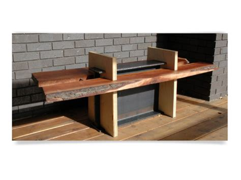 I Table by 08 I Beam Table Two Tables Workshop