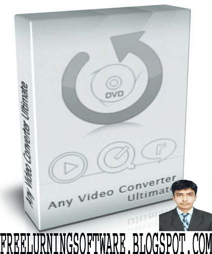 any video dvd converter burner full version free download free games and software any video converter ultimate 4 3