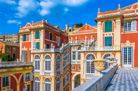 genoa italy palazzo reale in genoa italy jigsaw puzzle in puzzle of