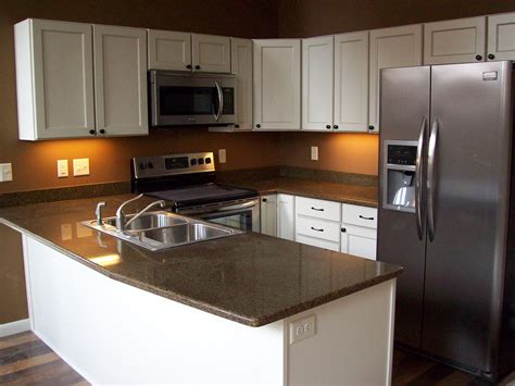 kitchen counter design kitchen countertops materials brown granite design with