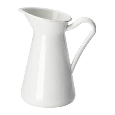 White Pitcher Vase by Socker 196 Rt Vase 6 Quot Ikea