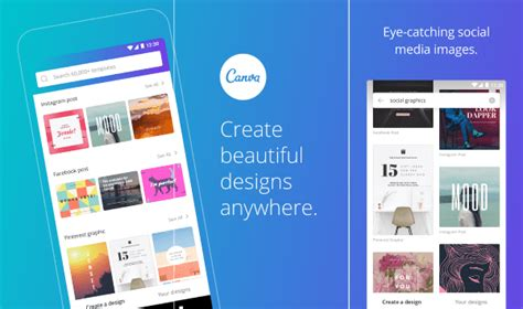 canva untuk android canva create beautiful designs anywhere jalantikus com
