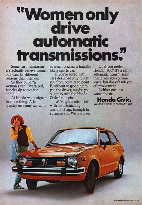Honda Ad by Honda Civic Advertisement Gallery