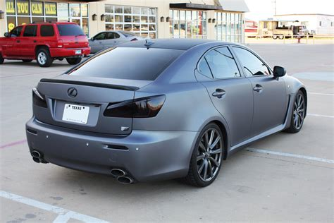 matte wrapped cars matte gray metallic car wrap dallas zilla wraps