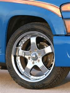 Isuzu Truck Chrome Wheels 2007 Isuzu Trucks American Racing Chrome Wheels Photo 5