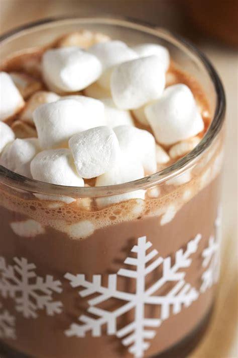 best hot chocolate recipe the very best hot cocoa mix recipe the suburban soapbox