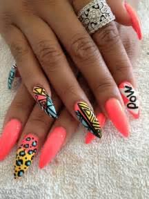 love crazy nail designs nail nails nailart unha unhas