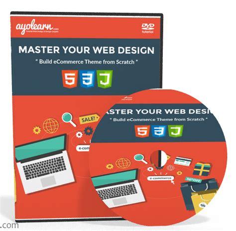 tutorial membuat website dengan html dan css dvd tutorial membuat template toko online dengan html dan