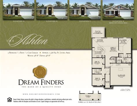 dream finders homes floor plans new construction fleming island dream finders now selling