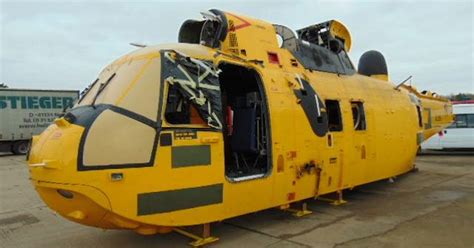 fancy  chopper british army helicopters  sold