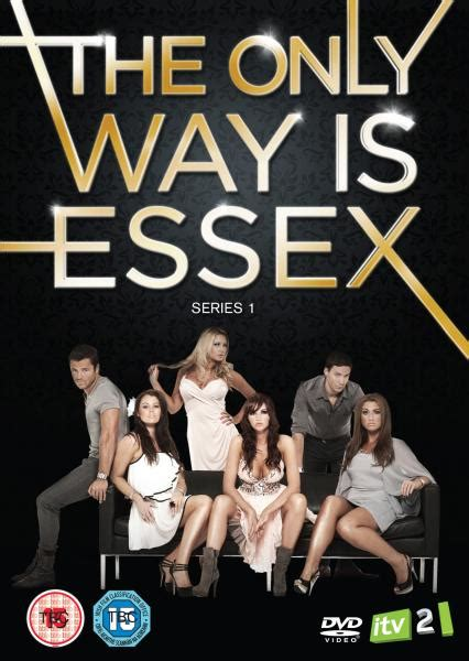 the only way is essex series 1 dvd zavvi