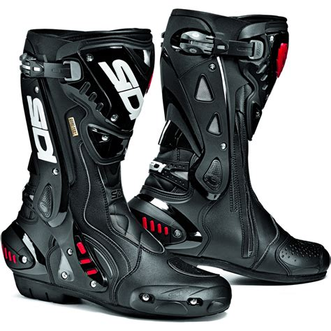 motorcycle racing boots sidi stealth st tex waterproof motorcycle motorbike