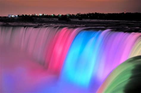 beautiful colours beautiful colours rainbow water waterfall image