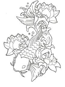 koi fish drawing color koi pictures pics images and photos for your