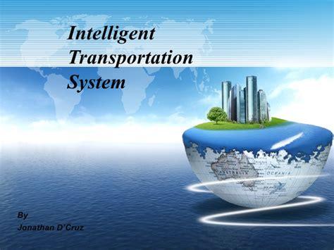 intelligent transportation system its