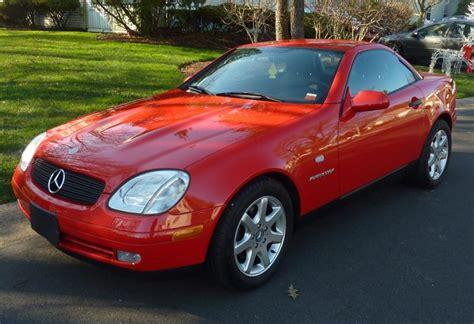 1999 Mercedes Slk230 by Fs 1999 Slk230 Only 8 043 Philadelphia Pa