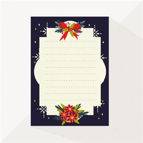 greeting card layout templates greeting card template design vector free