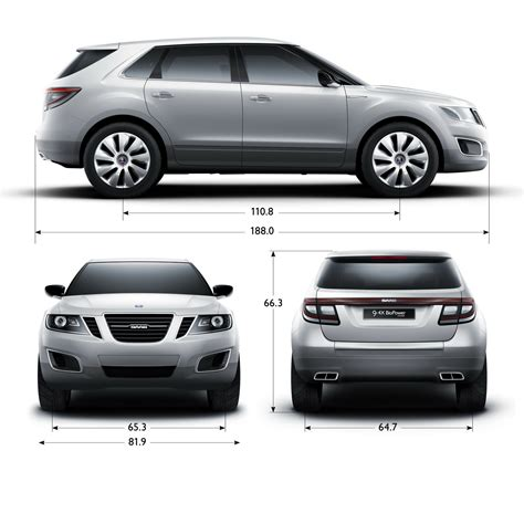 saab 9 4x crossover spied in production form prior to los