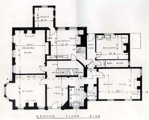 old floor plans new old farmhouse floor plans