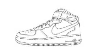 sneaker coloring book nike shoe images for coloring this entry was posted in